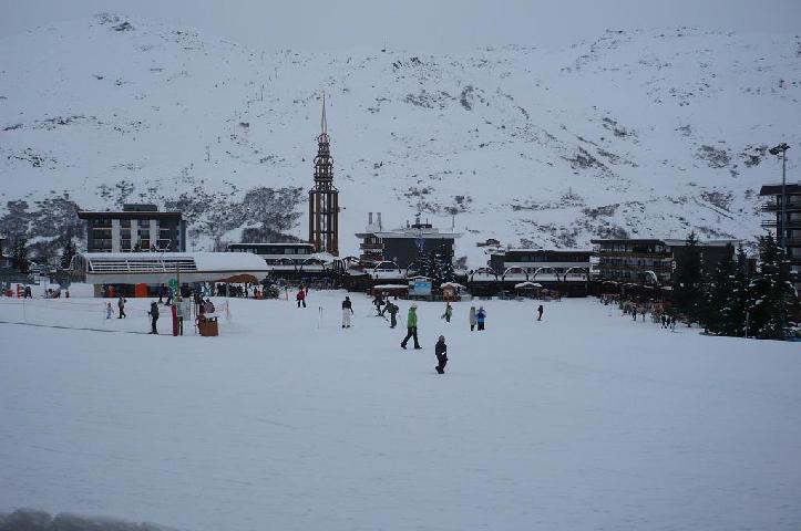 Location au ski La Residence Aravis - Les Menuires