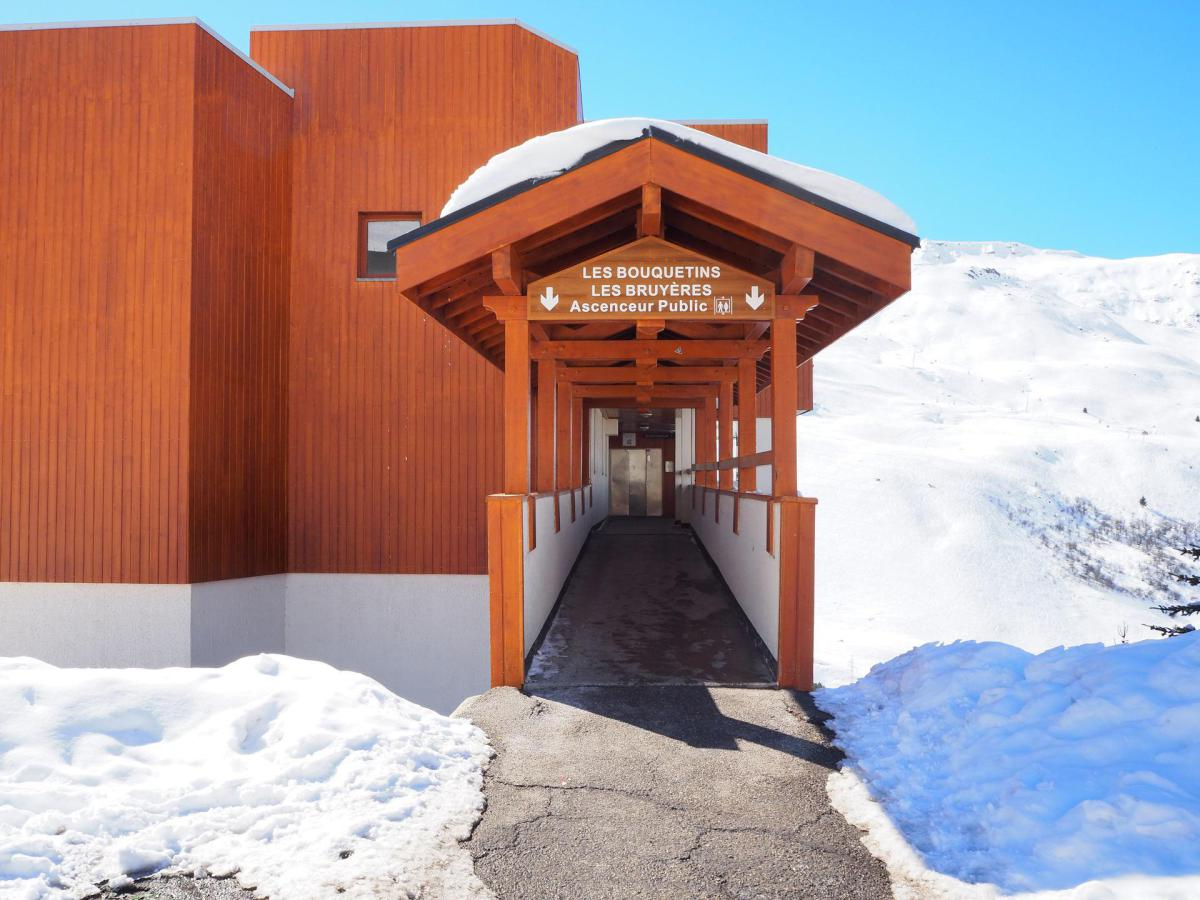 Location au ski La Residence Boedette - Les Menuires