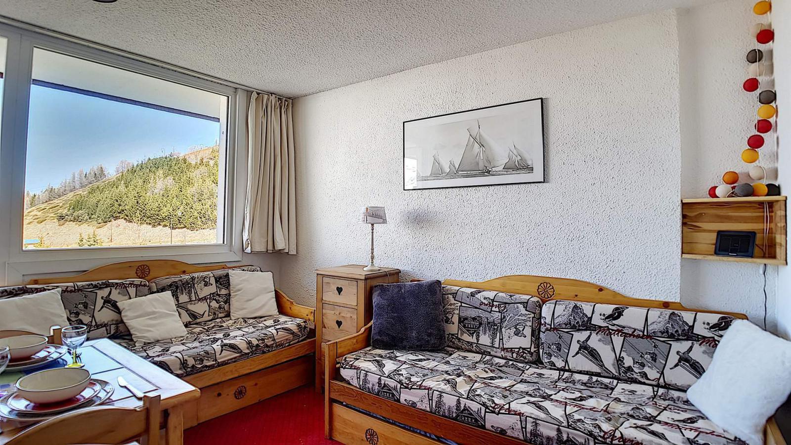 Location au ski Appartement duplex 2 pièces 5 personnes (807) - La Residence Boedette - Les Menuires