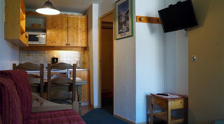 Location au ski Appartement 2 pièces 4 personnes (130) - La Residence Boedette - Les Menuires - Séjour