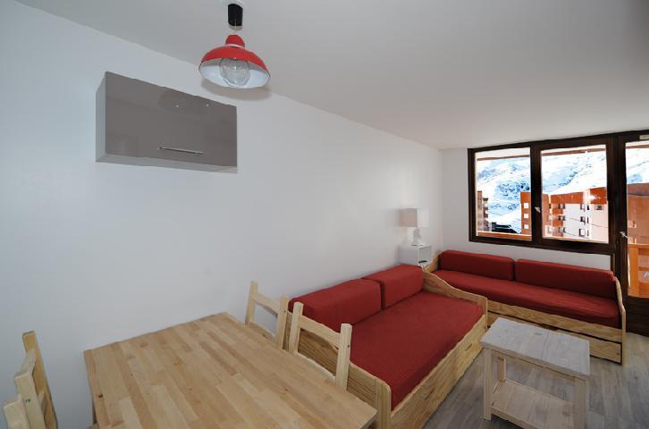 Location au ski Appartement 2 pièces 4 personnes (328) - La Residence Boedette - Les Menuires - Canapé