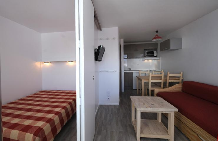 Location au ski Appartement 2 pièces 4 personnes (328) - La Residence Boedette - Les Menuires - Séjour