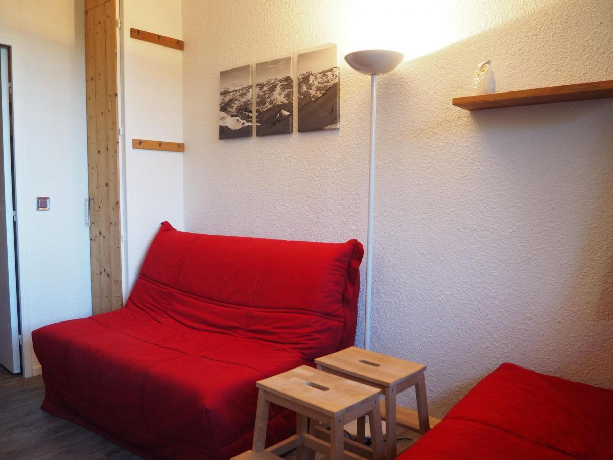 Location au ski Studio coin montagne 4 personnes (605) - La Residence Boedette - Les Menuires - Salle d'eau