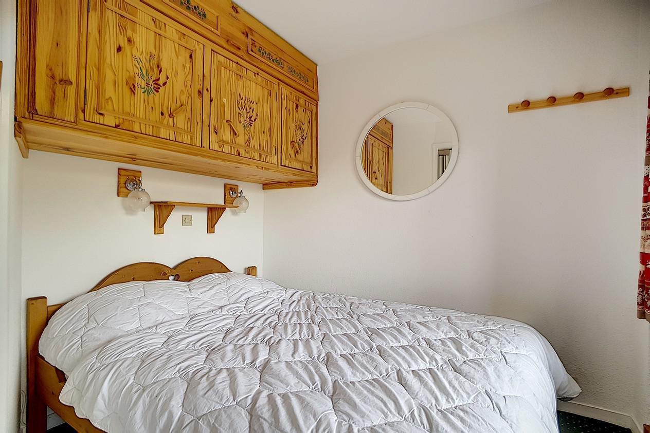 Location au ski Appartement 2 pièces 4 personnes (624) - La Residence Le Necou - Les Menuires - Coin séjour