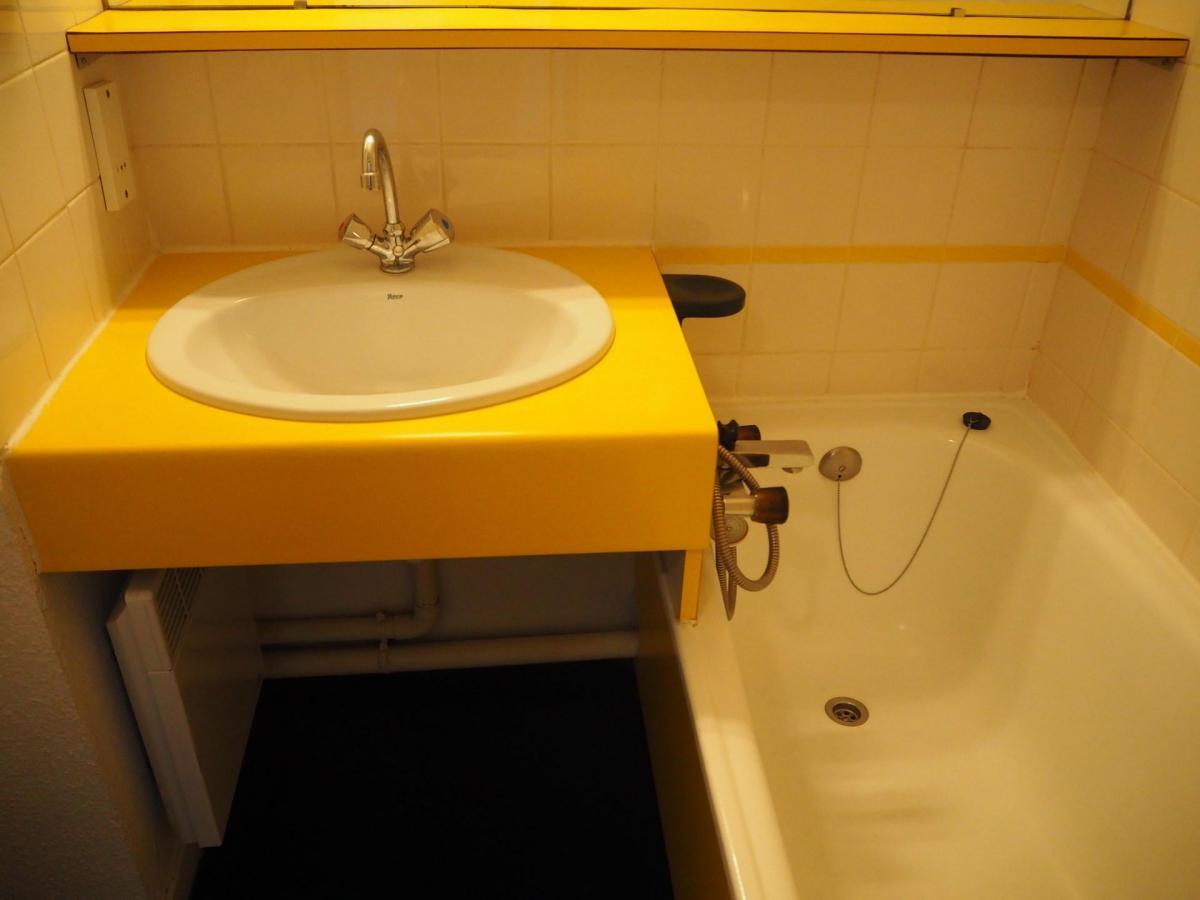 Location au ski Studio cabine 3 personnes (306) - La Residence Le Necou - Les Menuires - Kitchenette