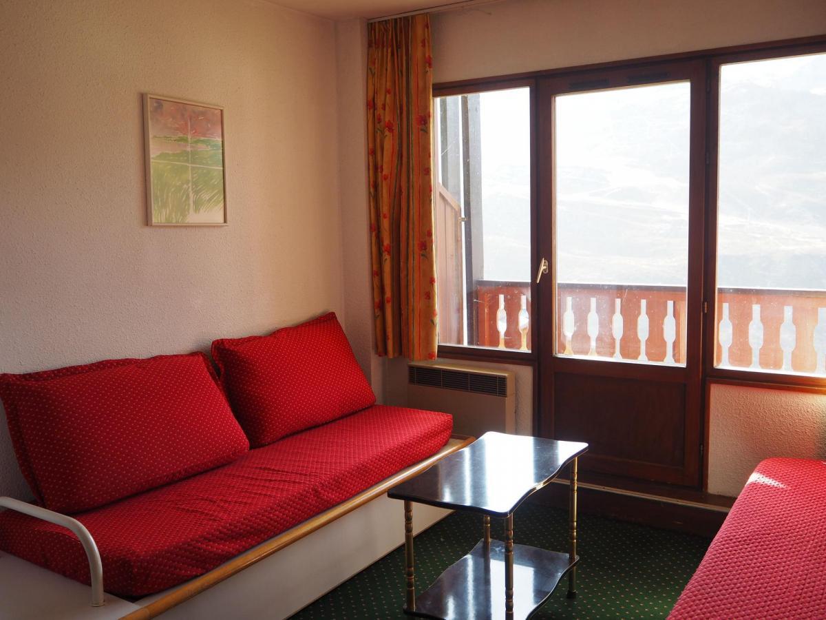 Location au ski Studio coin montagne 4 personnes (418) - La Residence Le Necou - Les Menuires - Lits superposés