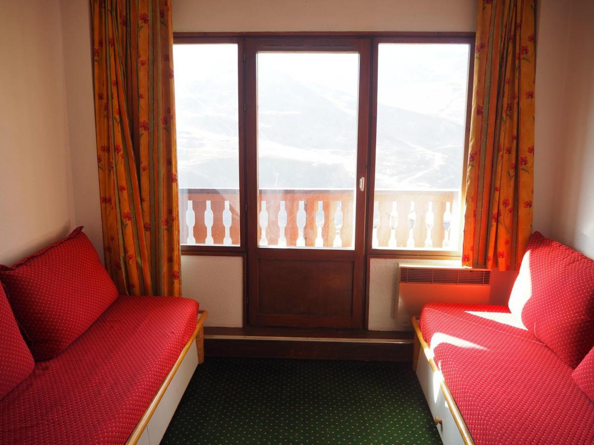 Location au ski Studio coin montagne 4 personnes (419) - La Residence Le Necou - Les Menuires - Coin séjour