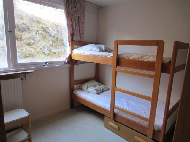 Location au ski Appartement duplex 2 pièces 5 personnes (C14) - La Residence Les Lauzes - Les Menuires - Couchage