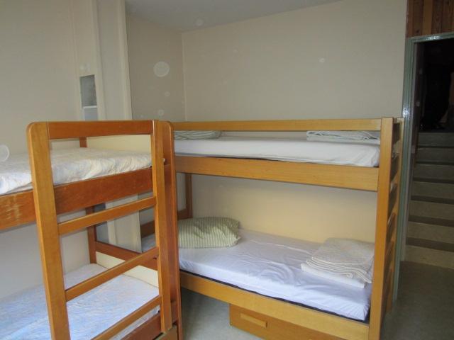 Location au ski Appartement duplex 2 pièces 5 personnes (C14) - La Residence Les Lauzes - Les Menuires - Lits superposés