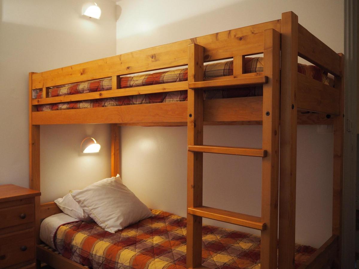 Location au ski Appartement duplex 2 pièces 5 personnes (C4) - La Residence Les Lauzes - Les Menuires - Salle d'eau