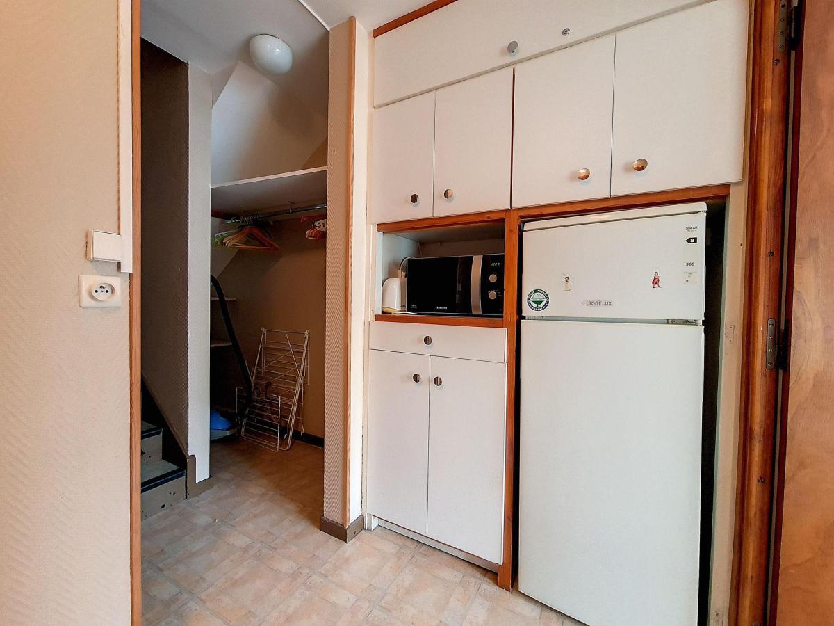 Location au ski Appartement duplex 2 pièces 6 personnes (C8) - La Residence Les Lauzes - Les Menuires - Coin séjour