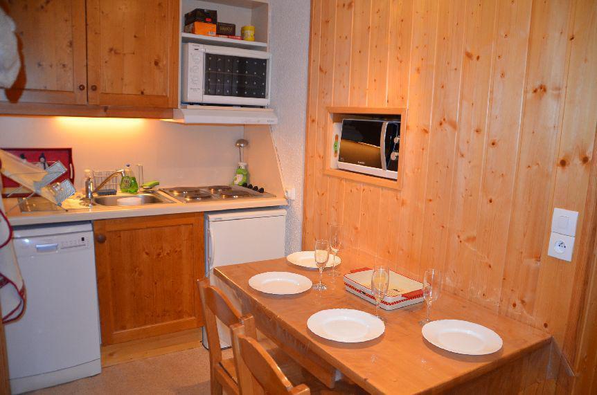 Location au ski Appartement 2 pièces 4 personnes (413) - La Residence Median - Les Menuires - Chambre