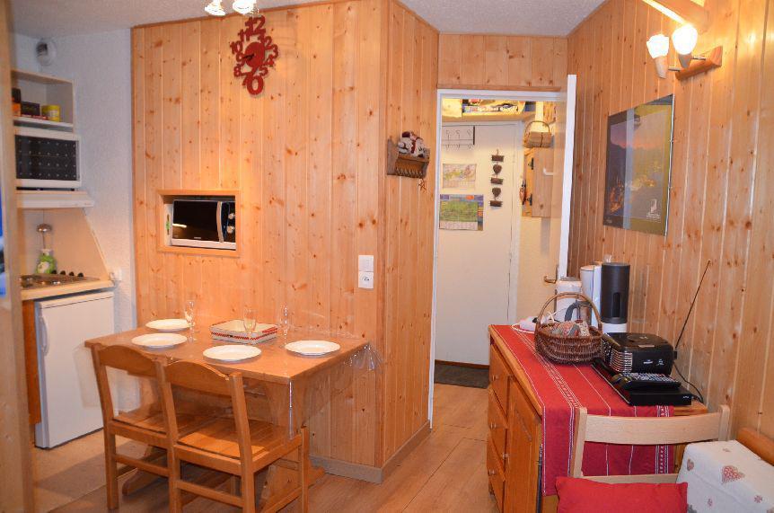 Location au ski Appartement 2 pièces 4 personnes (413) - La Residence Median - Les Menuires - Kitchenette
