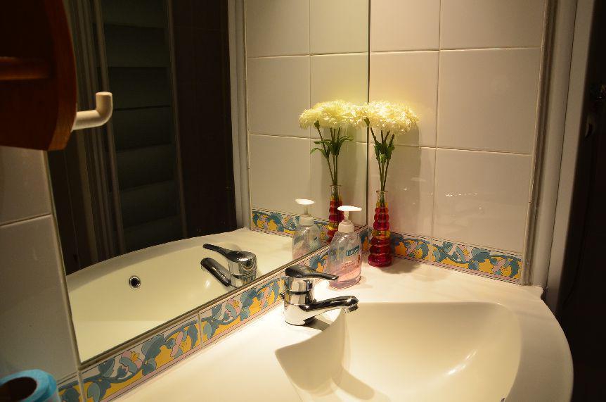 Location au ski Appartement 2 pièces 4 personnes (413) - La Residence Median - Les Menuires - Salle de bains