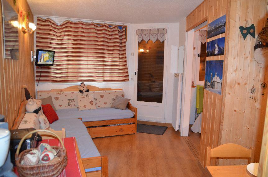 Location au ski Appartement 2 pièces 4 personnes (413) - La Residence Median - Les Menuires - Séjour