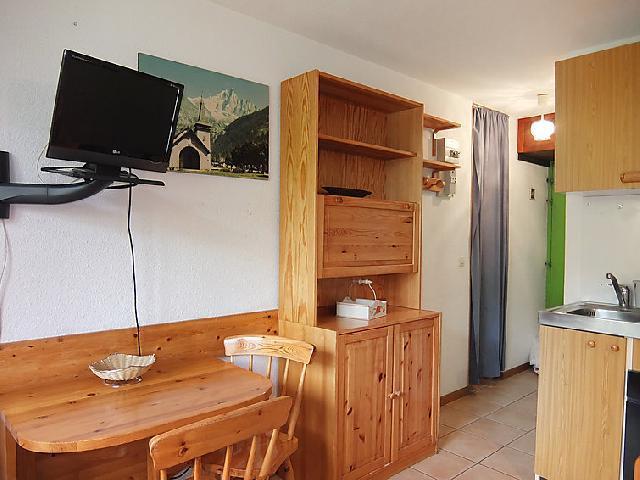 Location au ski Appartement 1 pièces 3 personnes (1) - Le Sarvan - Les Menuires - Appartement