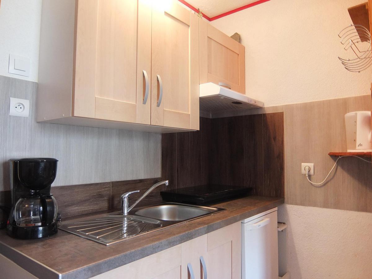 Location au ski Appartement 1 pièces 3 personnes (3) - Le Sarvan - Les Menuires - Appartement