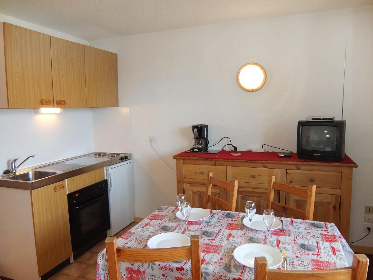 Location au ski Appartement 1 pièces 4 personnes (10) - Le Sarvan - Les Menuires - Appartement