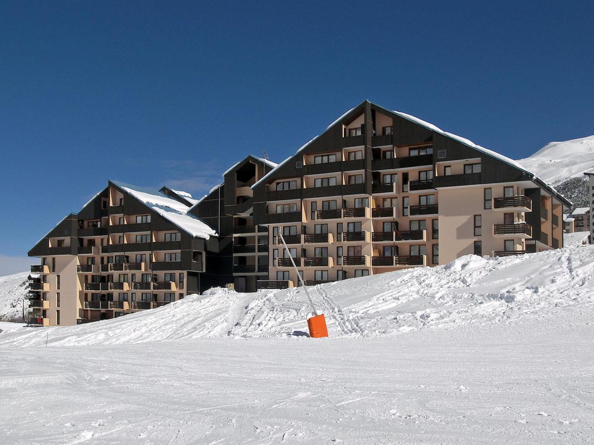 Promotion ski Le Sarvan
