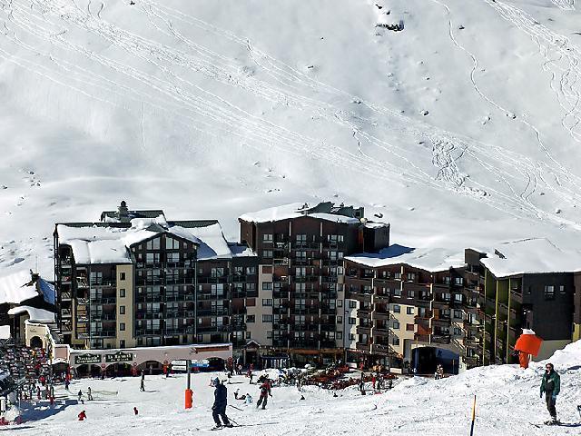 Family ski Les Carlines 1