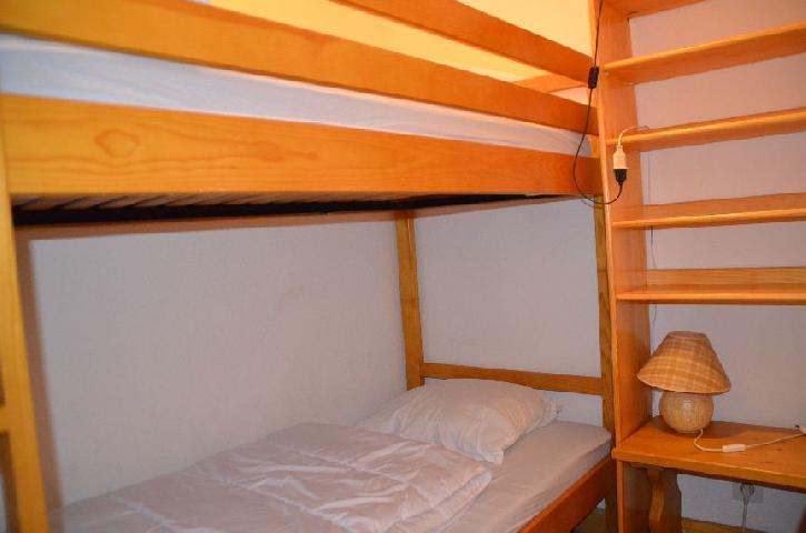 Location au ski Appartement 2 pièces cabine 4-6 personnes (312) - Les Cotes D'or Chalet Courmayeur - Les Menuires - Cuisine
