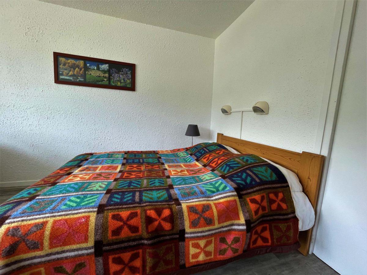 Location au ski Appartement 2 pièces 6 personnes (318) - Residence Aravis - Les Menuires - Extérieur hiver