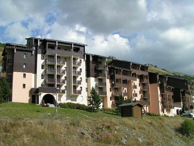 Location au ski Studio cabine 4 personnes (503) - Residence Astragale - Les Menuires