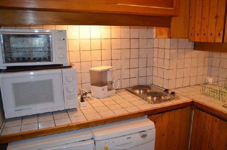 Location au ski Appartement 2 pièces 6 personnes (11) - Residence Belledonne - Les Menuires - Kitchenette