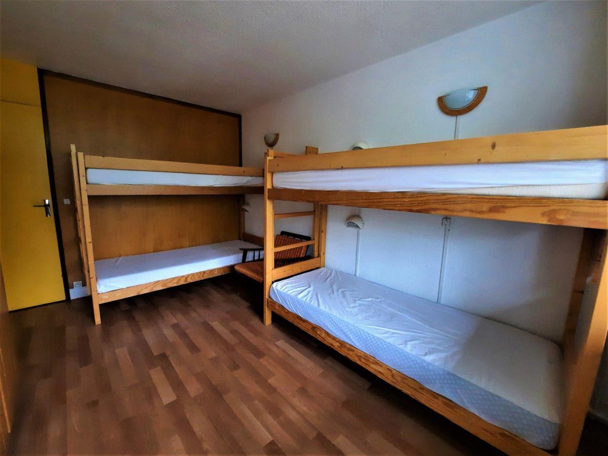 Location au ski Appartement 2 pièces 6 personnes (11) - Residence Belledonne - Les Menuires - Lits superposés