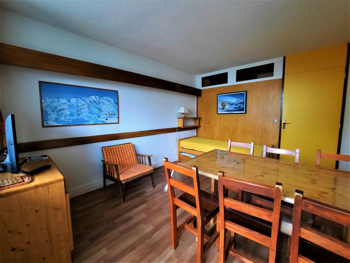Location au ski Appartement 2 pièces 6 personnes (11) - Residence Belledonne - Les Menuires - Séjour