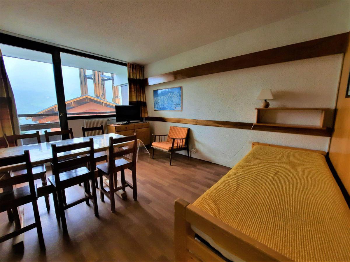 Location au ski Appartement 2 pièces 6 personnes (11) - Residence Belledonne - Les Menuires - Table