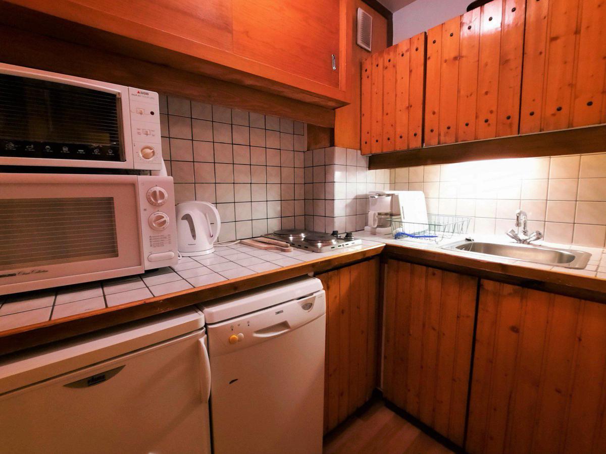Location au ski Appartement 2 pièces 6 personnes (11) - Residence Belledonne - Les Menuires - Plan