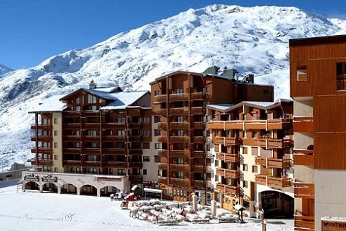 Ski en mars Residence Bellevue