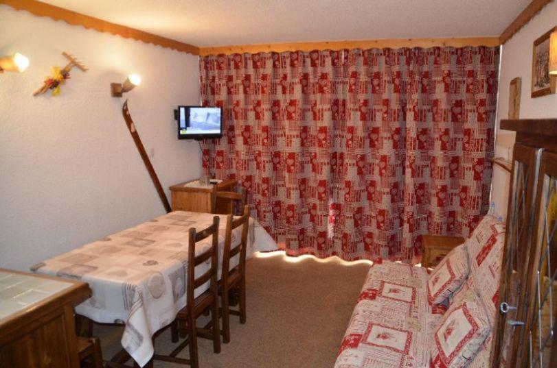 Location au ski Appartement 2 pièces 6 personnes (924) - Residence Danchet - Les Menuires - Kitchenette