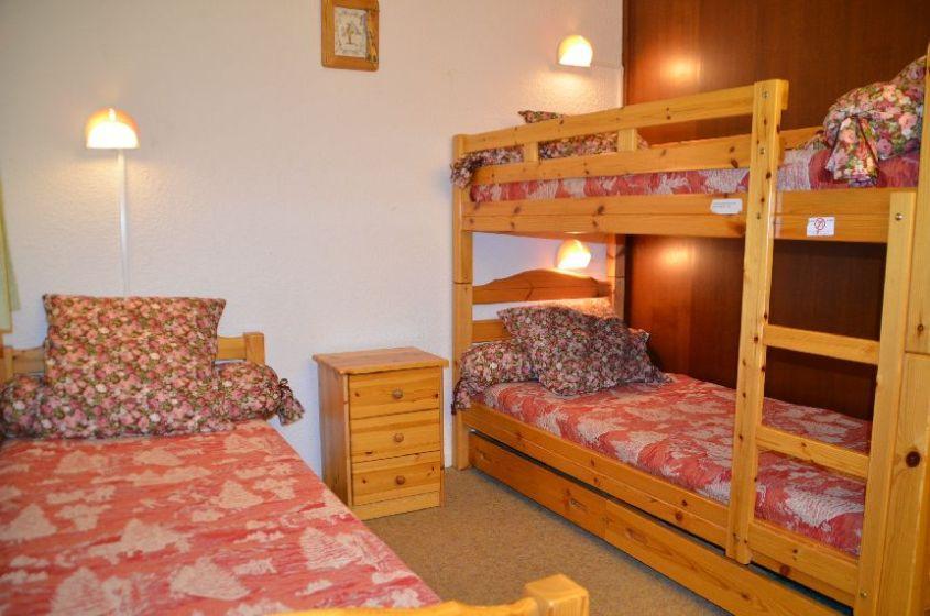 Location au ski Appartement 2 pièces 6 personnes (924) - Residence Danchet - Les Menuires - Séjour