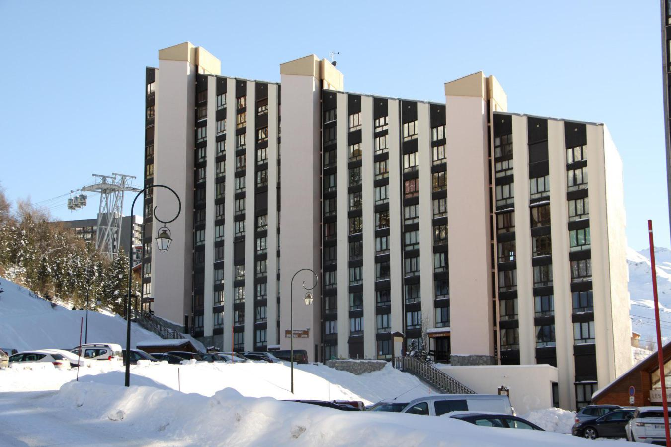 Location appartement au ski Residence De Caron