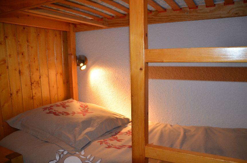 Location au ski Studio cabine 4 personnes (106) - Residence Gentianes - Les Menuires - Kitchenette