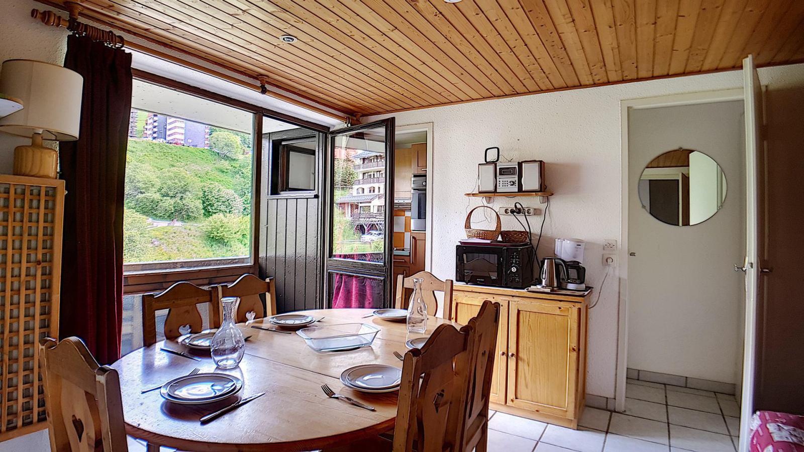 Location au ski Appartement duplex 4 pièces 8 personnes (93) - Residence Jettay - Les Menuires - Lit simple