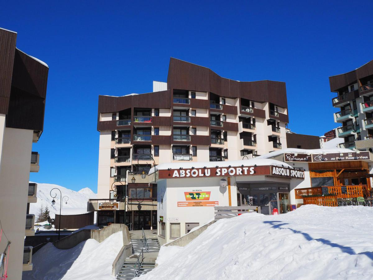 Ski en mars Residence Le Genepi