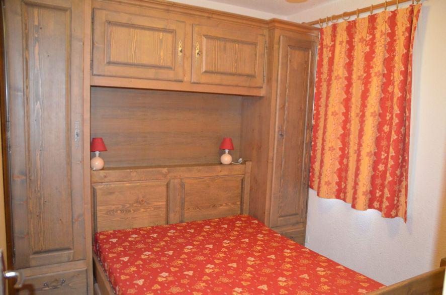 Location au ski Appartement 2 pièces 6 personnes (A7) - Residence Le Jettay - Les Menuires - Lit double