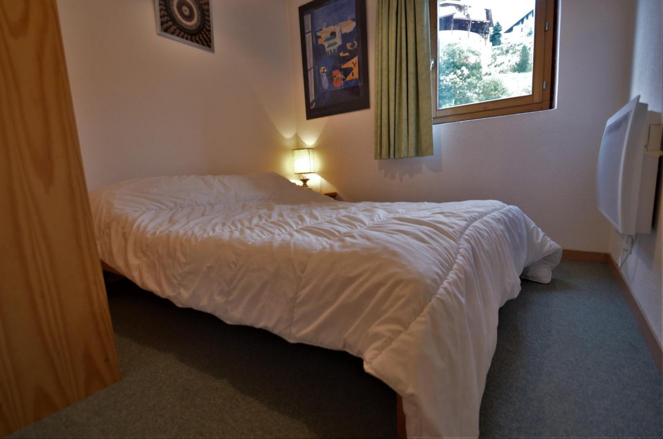 Location au ski Appartement 2 pièces coin montagne 6 personnes (C137) - Residence Le Jettay - Les Menuires - Lit double