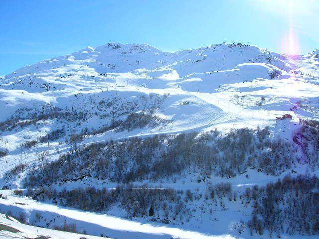 Location au ski Studio coin montagne 4 personnes (B66) - Residence Le Jettay - Les Menuires - Douche