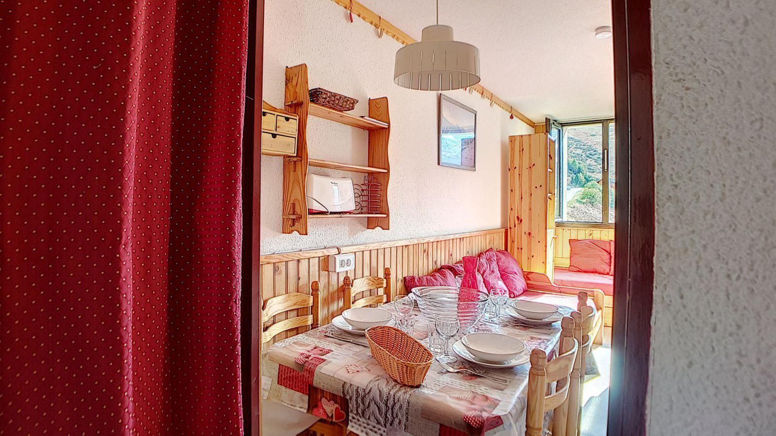 Location au ski Appartement 2 pièces 4 personnes (521) - Residence Le Median - Les Menuires