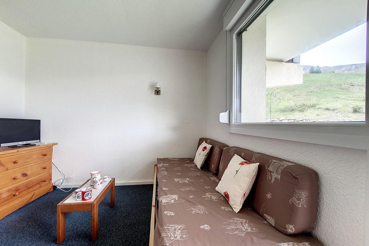 Location au ski Appartement 2 pièces 3 personnes (429) - Residence Le Median - Les Menuires - Kitchenette