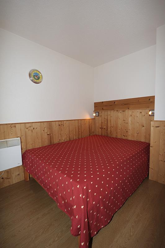 Location au ski Appartement 2 pièces 4 personnes (218) - Residence Le Median - Les Menuires - Lit double