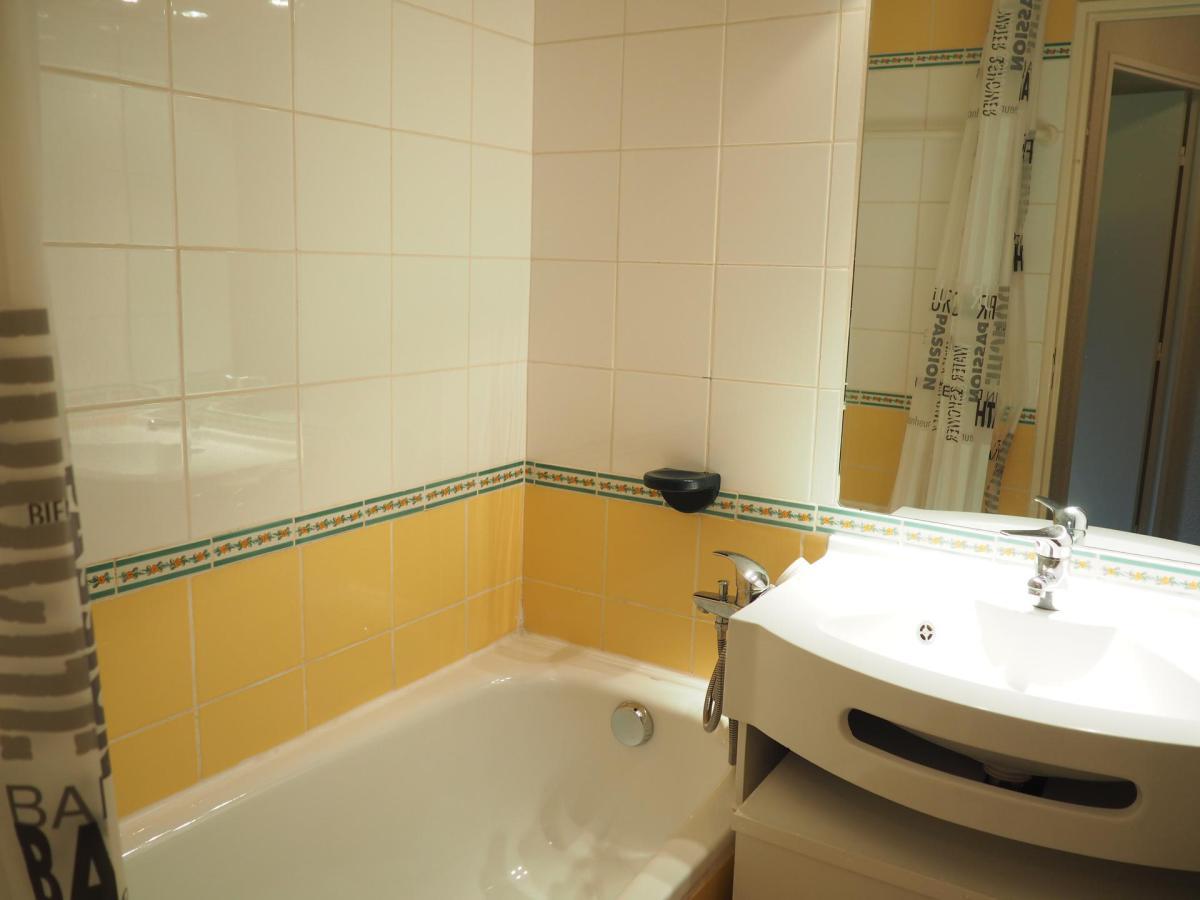 Location au ski Appartement 2 pièces 4 personnes (302) - Residence Le Median - Les Menuires - Salle de bains