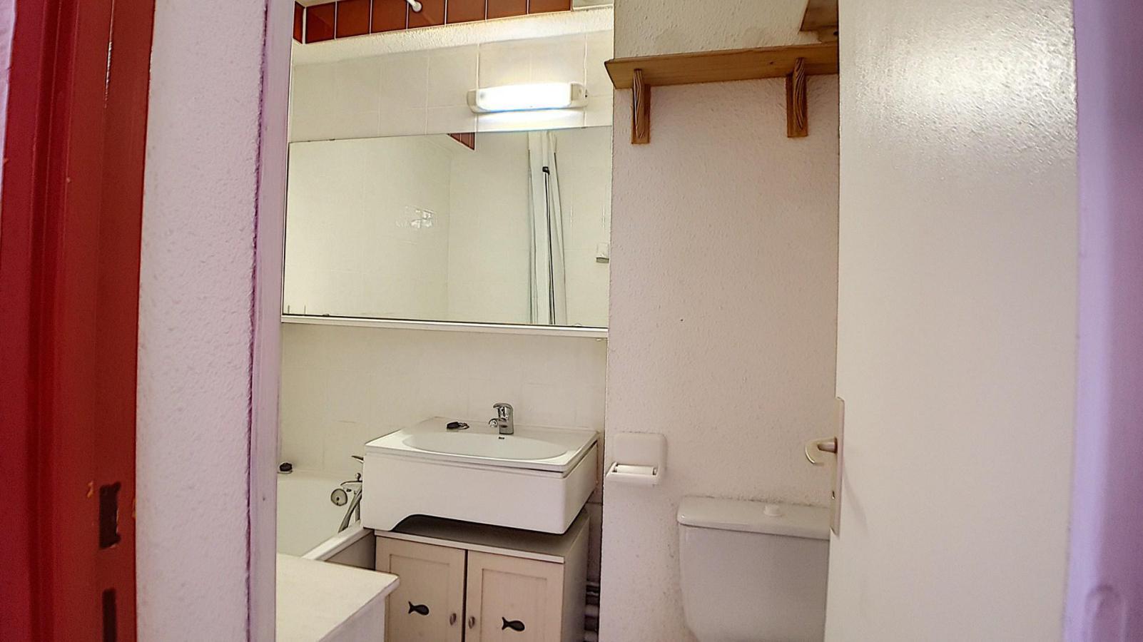 Location au ski Appartement 2 pièces 4 personnes (521) - Residence Le Median - Les Menuires - Appartement