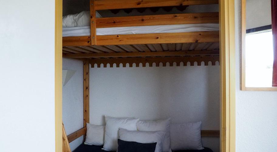 Location au ski Appartement 2 pièces 4 personnes (714) - Residence Le Median - Les Menuires - Coin montagne