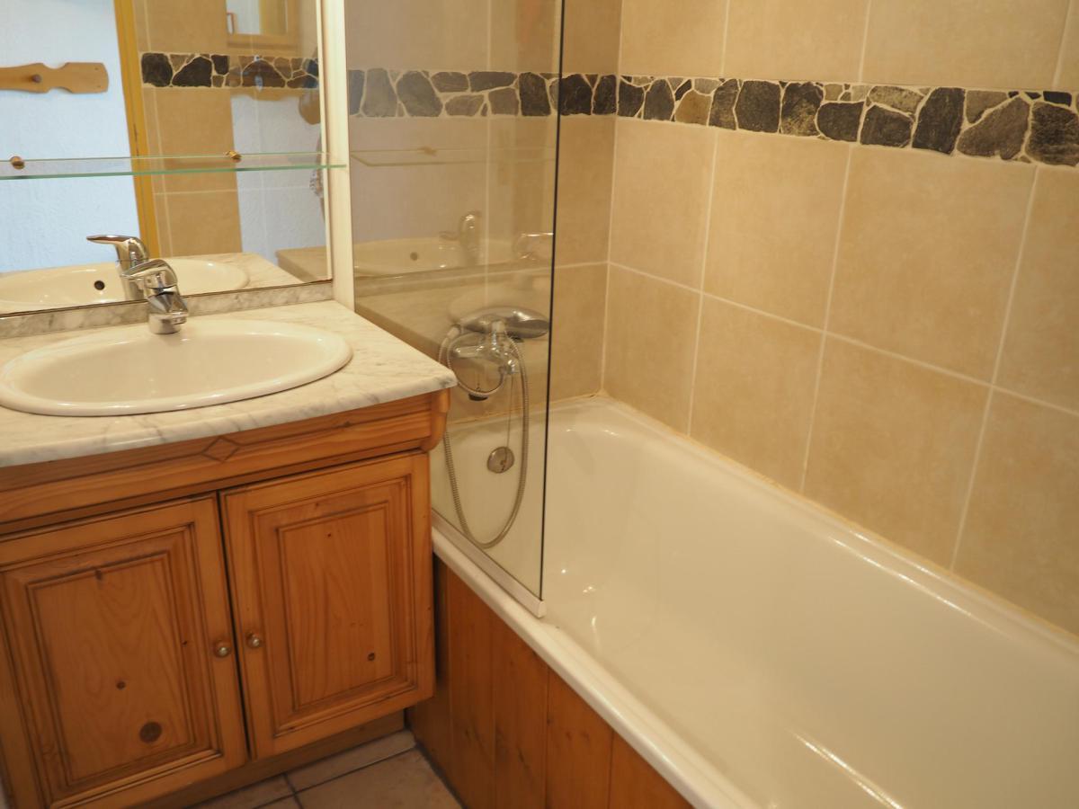 Location au ski Appartement 2 pièces 4 personnes (714) - Residence Le Median - Les Menuires - Salle de bains