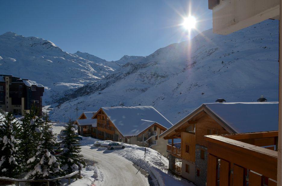 Résidence au pied des pistes Residence Le Ski Soleil